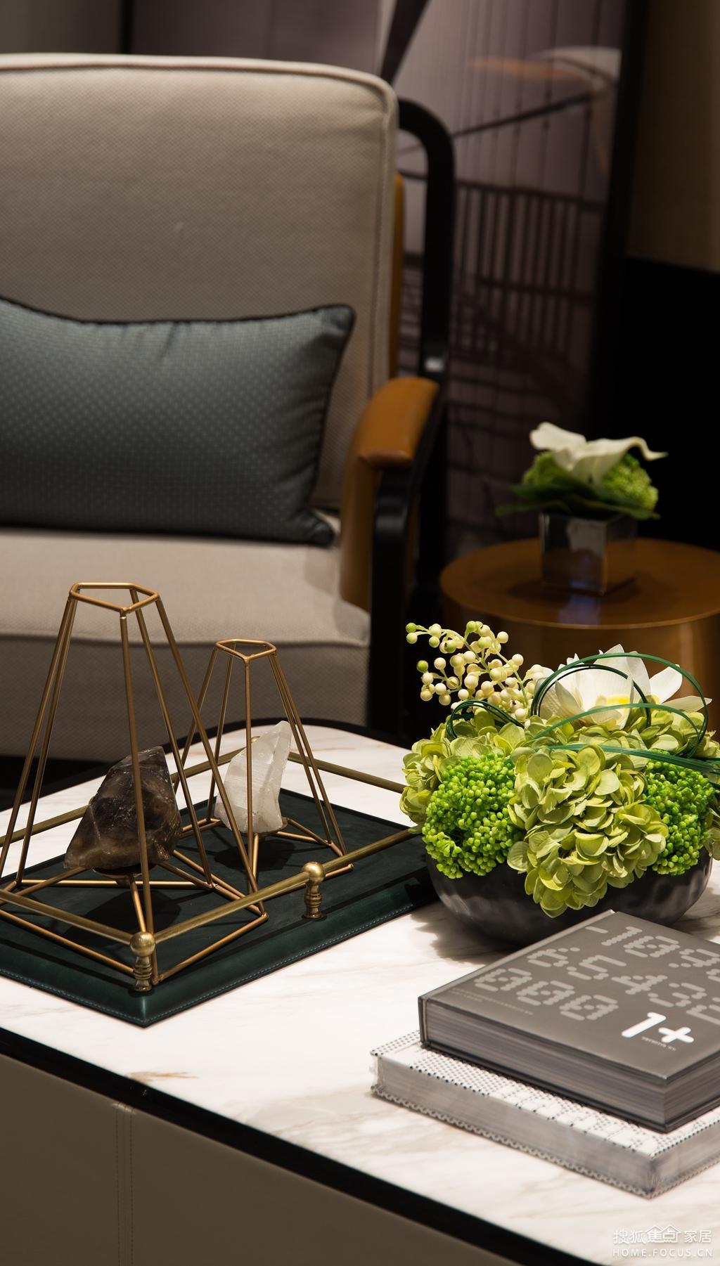 苏州华润金悦湾实景李益中空间设计100户型小平图别墅别墅图片