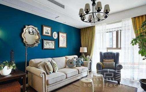 装修中能让人最大限度放松的色彩搭配